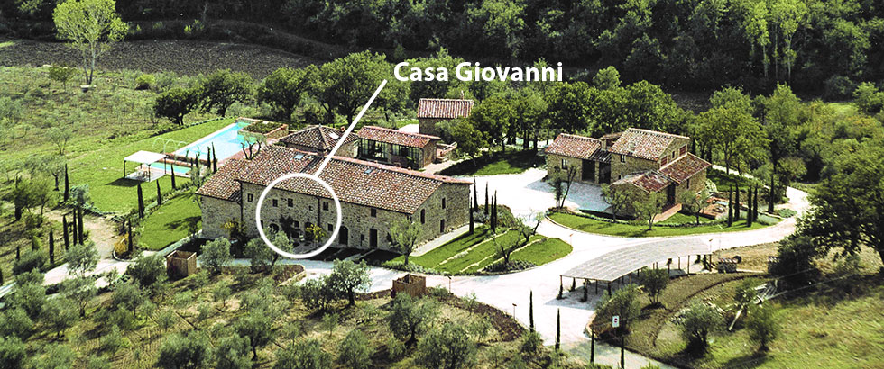 Casa Giovanni - Casa Cornacchi Country House