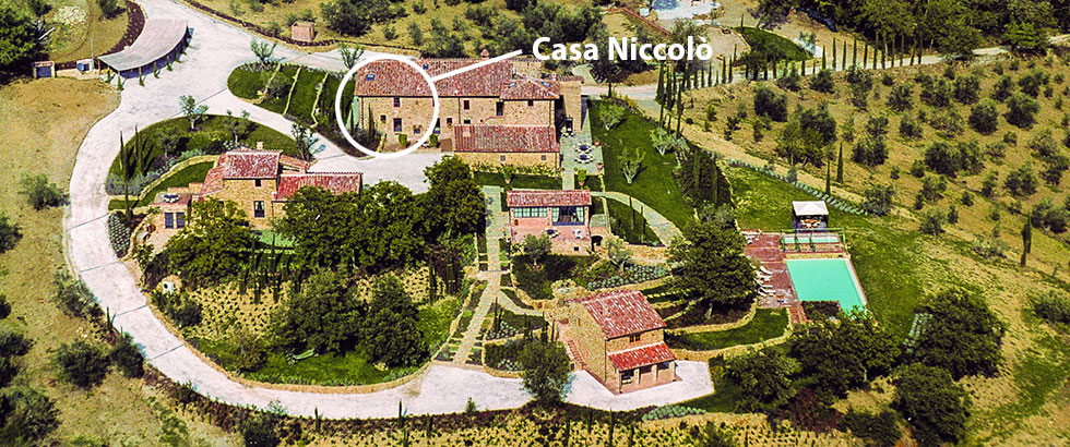 Casa Niccolò - Casa Cornacchi Country House