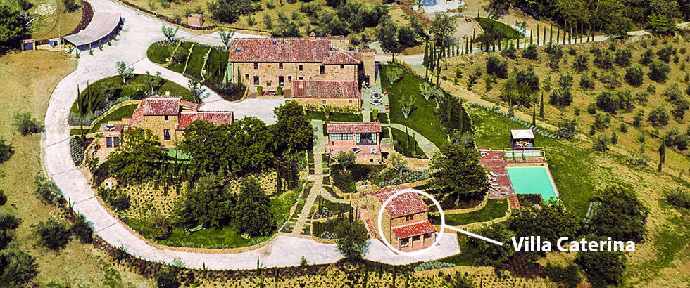 Villa Caterina - Casa Cornacchi Country House