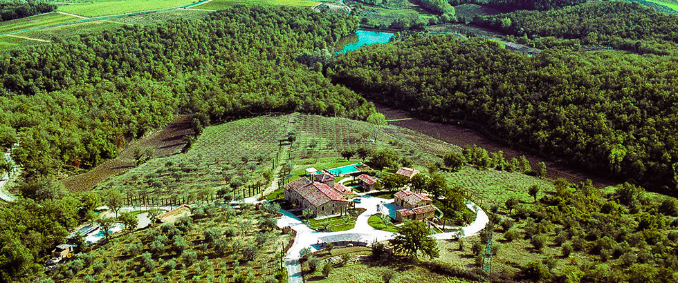 Casa Cornacchi Country House in Toscana