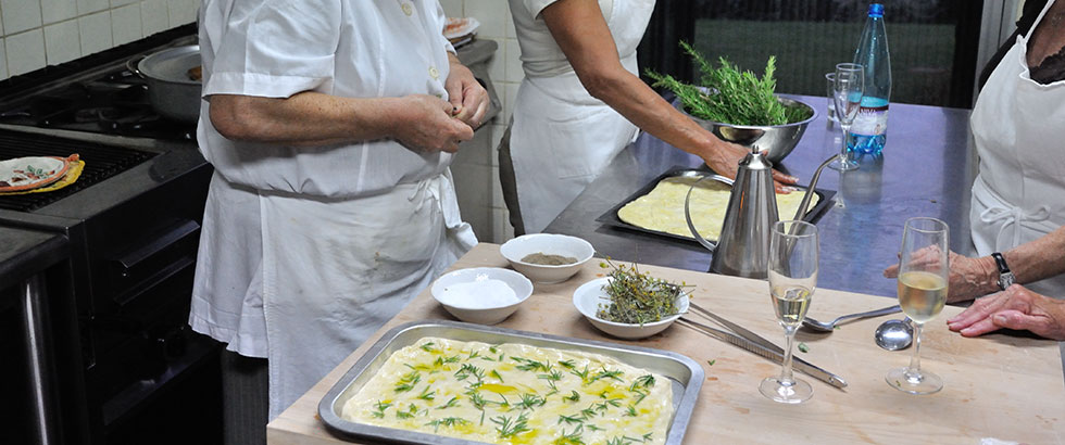 Cooking school at Casa Cornacchi - Tuscany